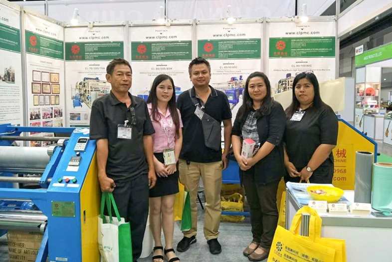 2017年泰国展会