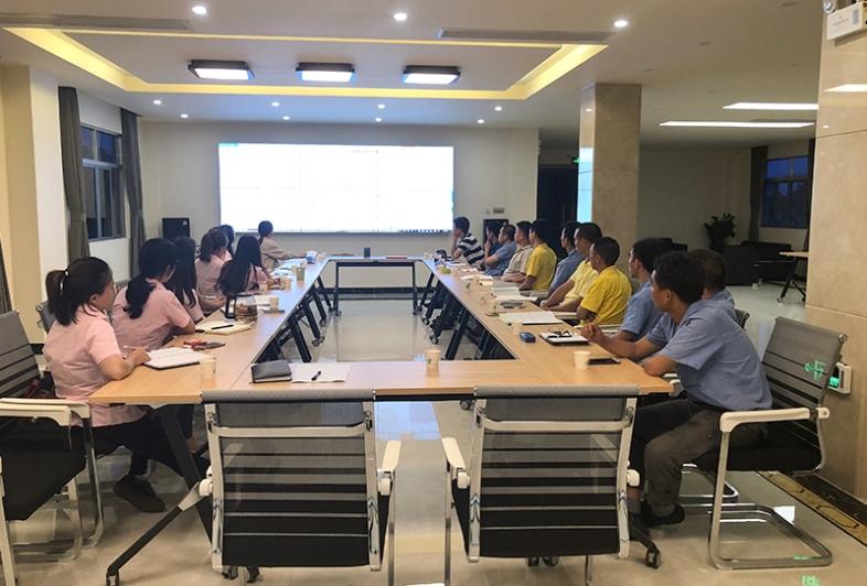 2018.6.6 ISO14001环境管理体系培训