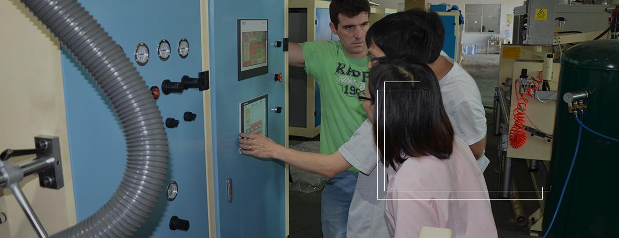 Intelligent temperature control system: